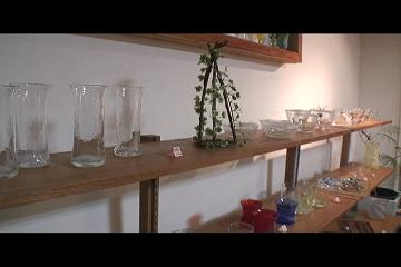 沖縄紀行(2)Glass Art 青い風